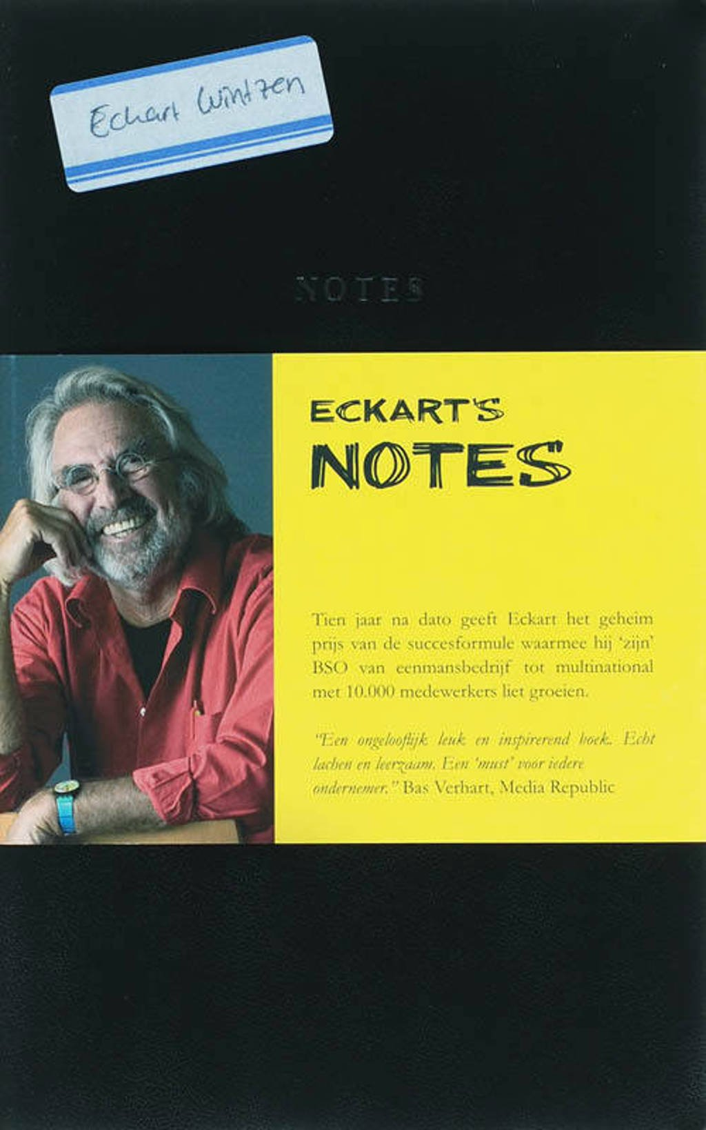 Eckart's notes - Eckart Wintzen