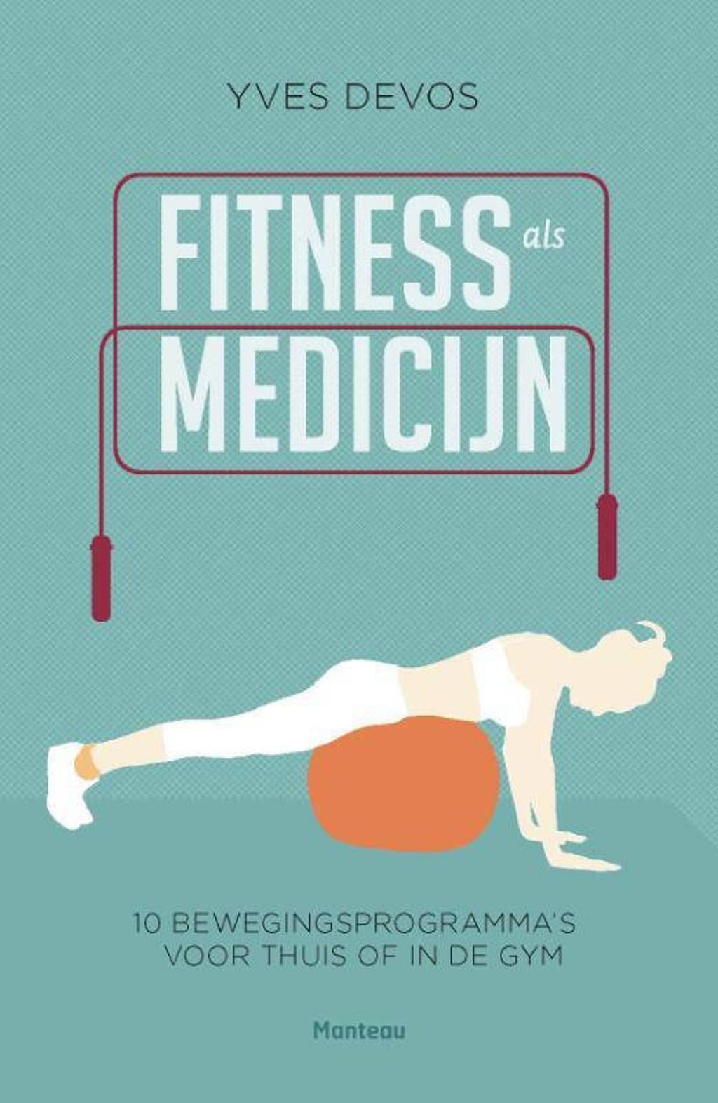 Fitness als medicijn - Yves Devos