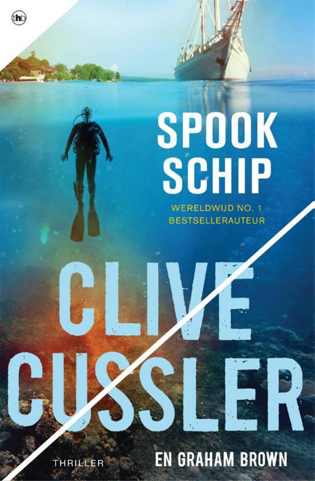 Kurt Austin-avonturen (NUMA-files): Spookschip - Clive Cussler