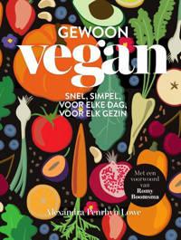 Gewoon vegan - Alexandra Penrhyn Lowe