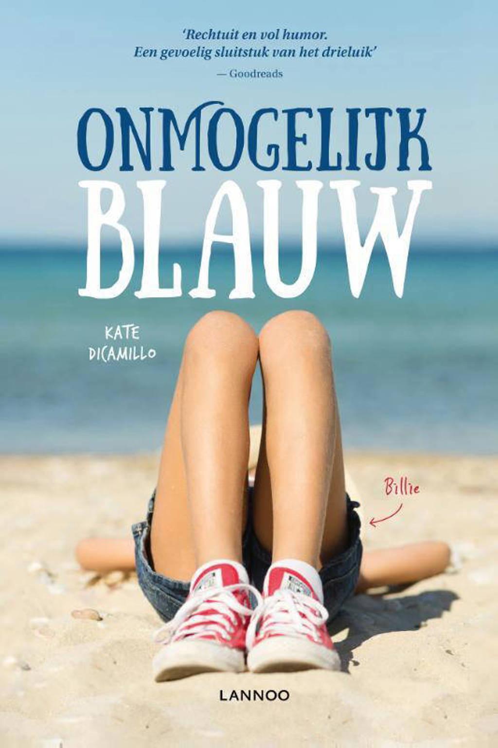 Onmogelijk blauw - Kate Dicamillo