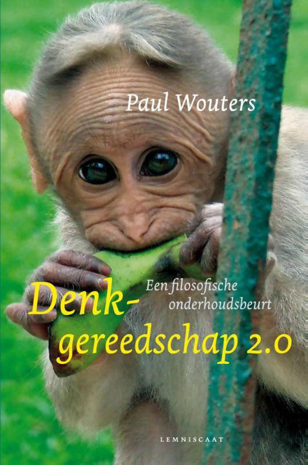 Denkgereedschap 2.0 - Paul Wouters