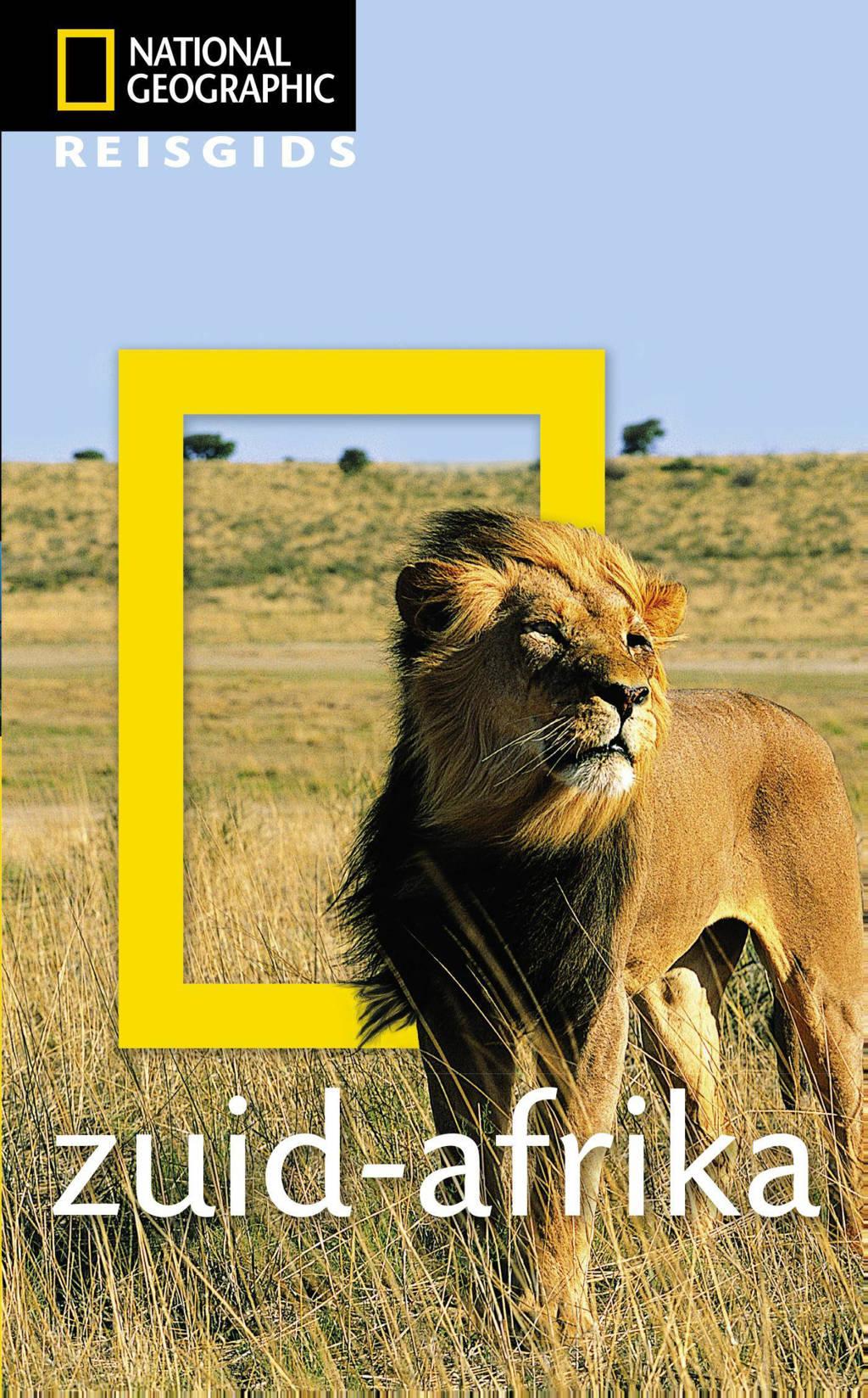 National Geographic Reisgids: Zuid-Afrika - National Geographic Reisgids