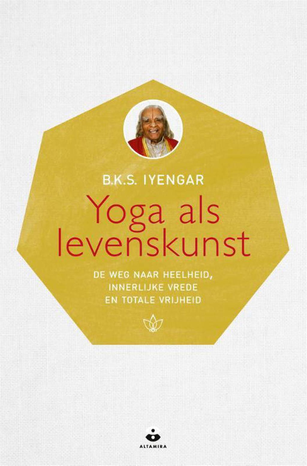 Yoga als levenskunst - B.K.S. Iyengar