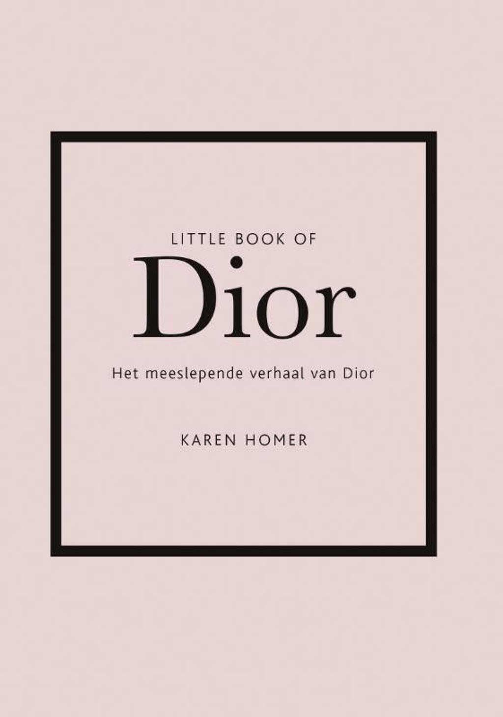 Little book of Dior - Karen Homer