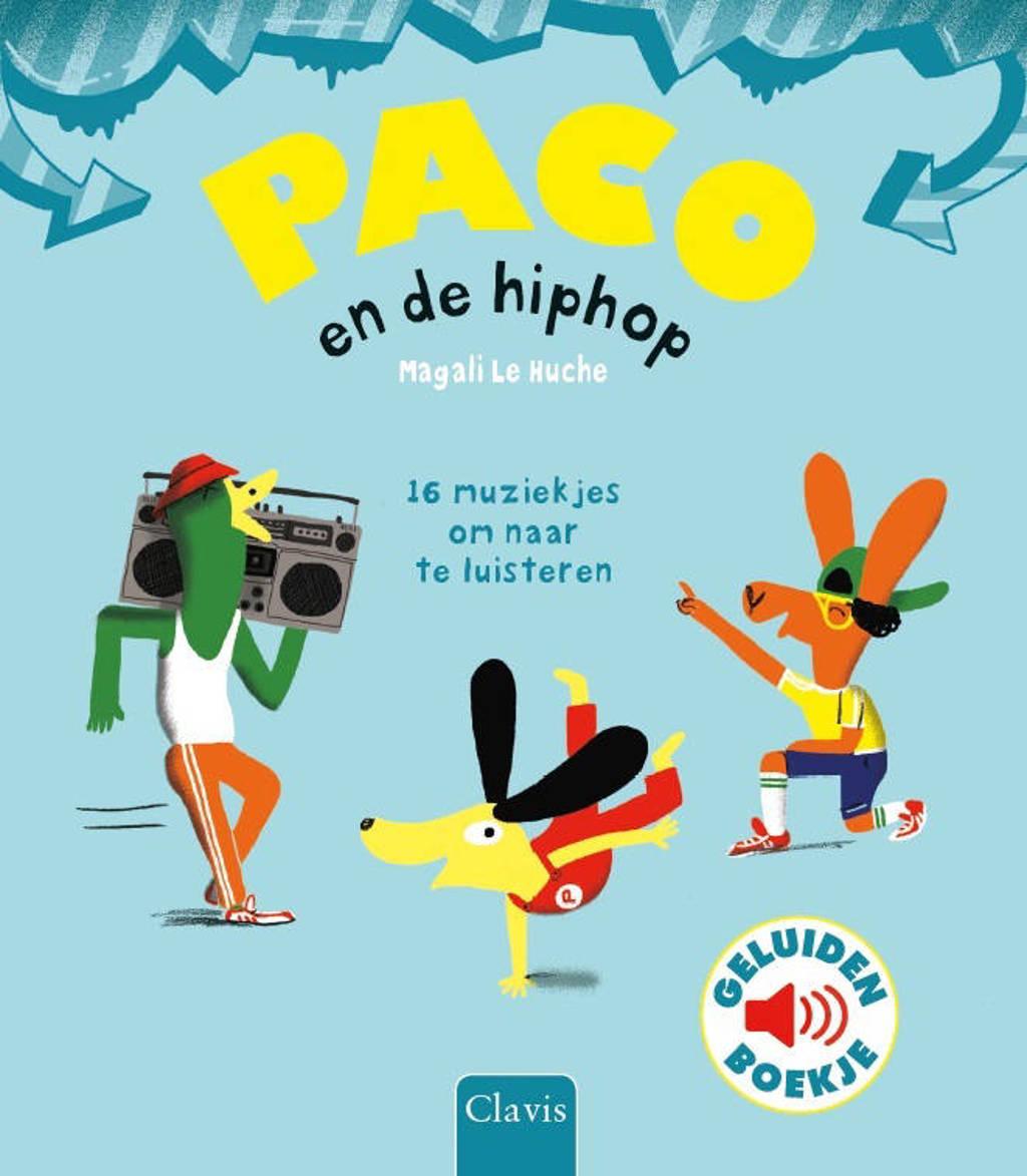 Paco en de hiphop - Magali Le Huche
