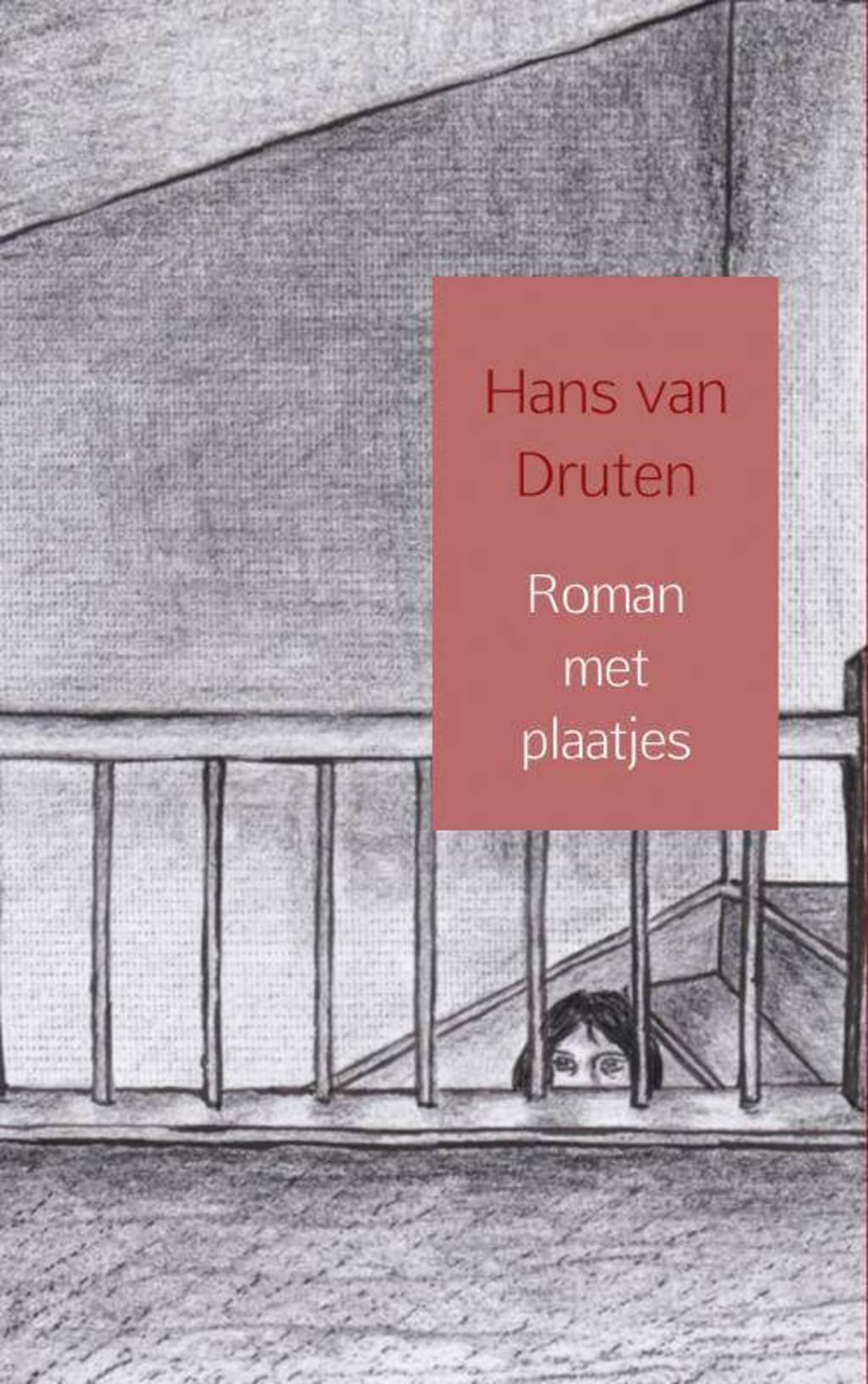Roman met plaatjes - Hans van Druten