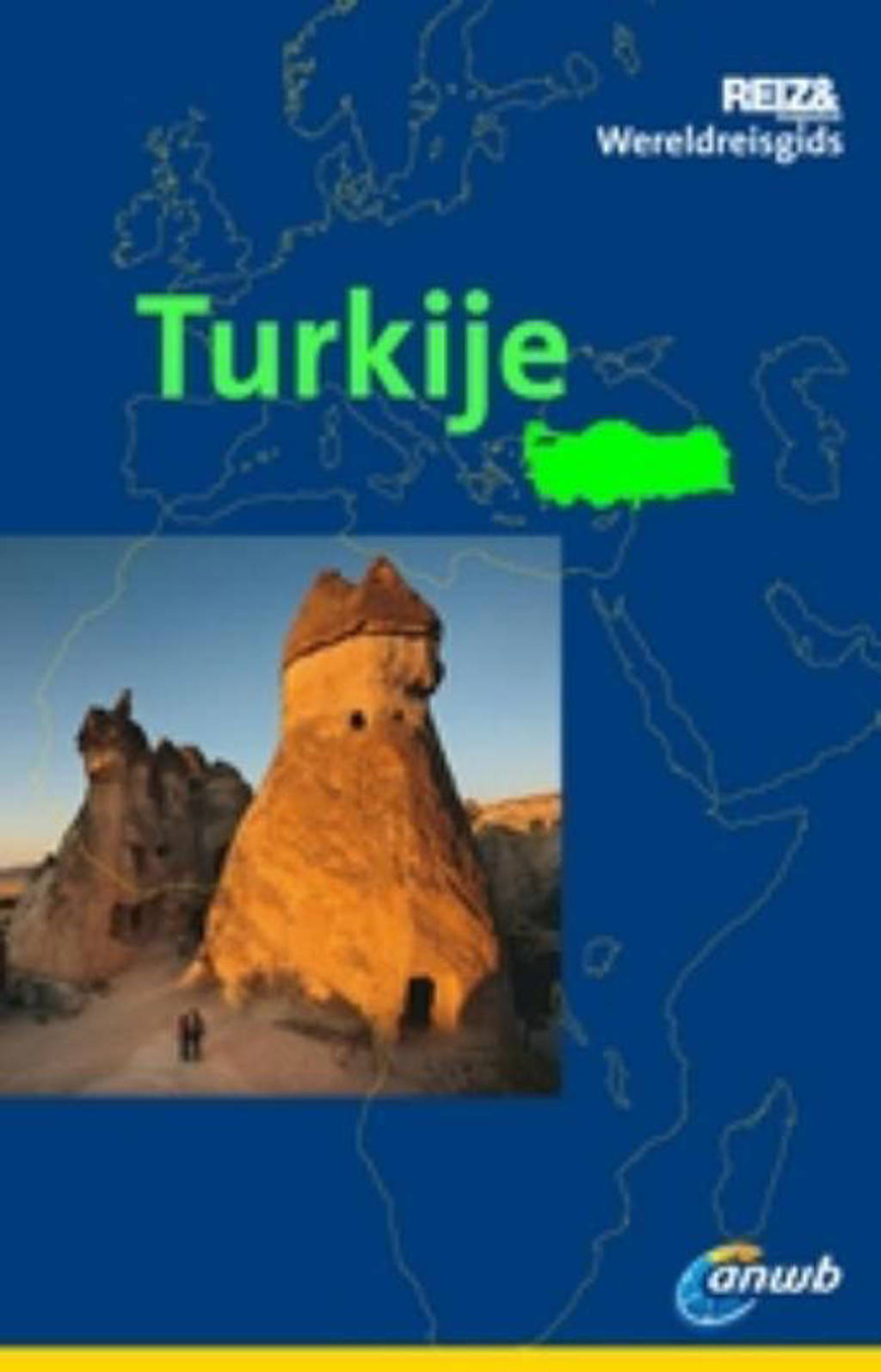 ANWB wereldreisgids: Turkije - Hans E. Latzke