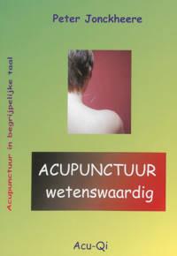Acupunctuur wetenswaardig - Peter Jonckheere