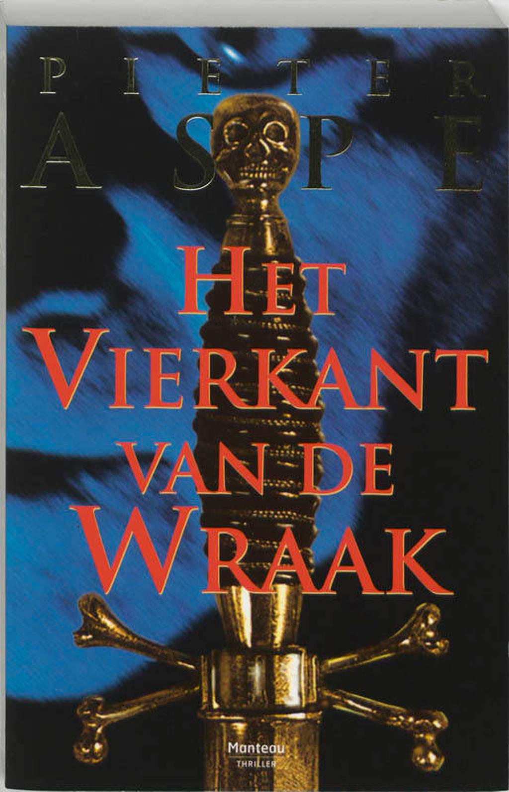 Pieter Aspe: Het vierkant van de wraak - Pieter Aspe