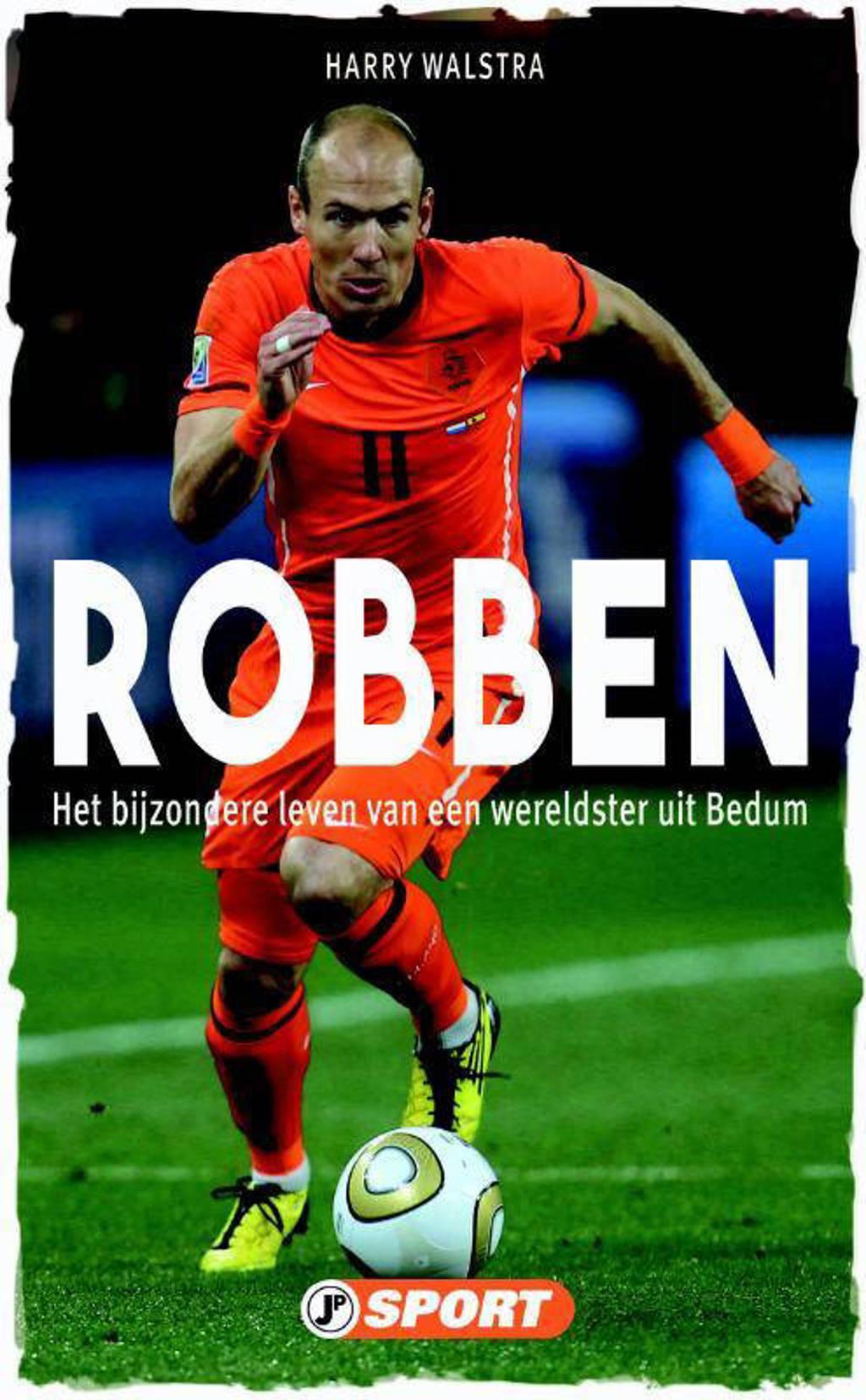 Robben - Harry Walstra