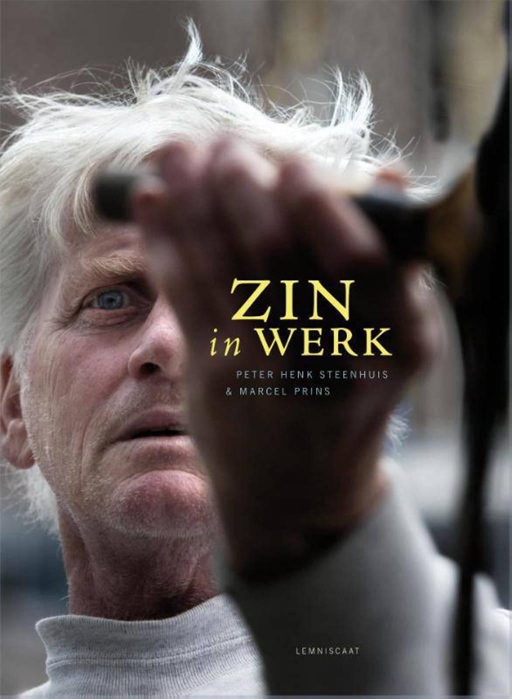 Zin in werk - Peter Henk Steenhuis