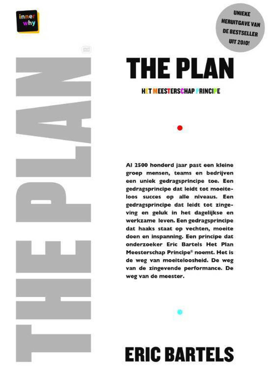 The plan - Eric Bartels