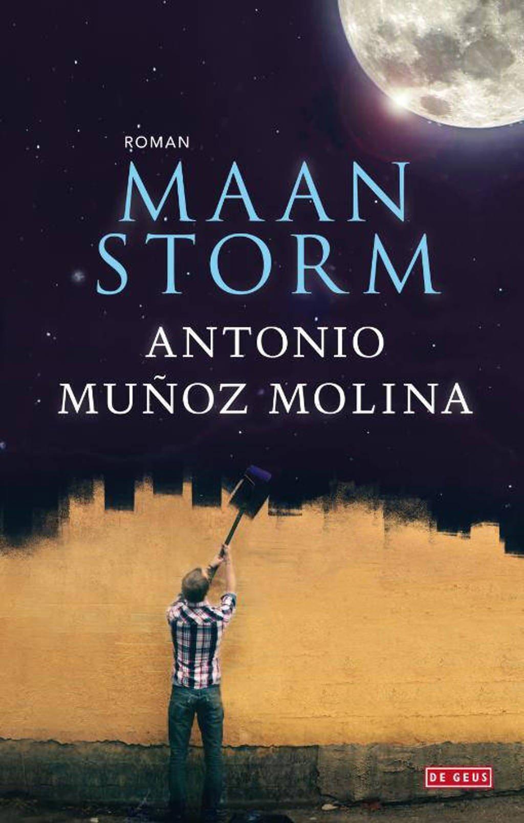 Maanstorm - Antonio Muñoz Molina