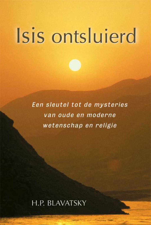 Isis ontsluierd - H.P. Blavatsky