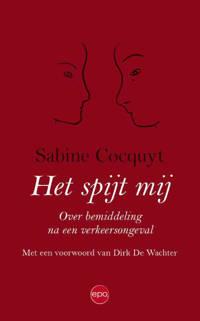 Het spijt mij - Sabine Cocquyt