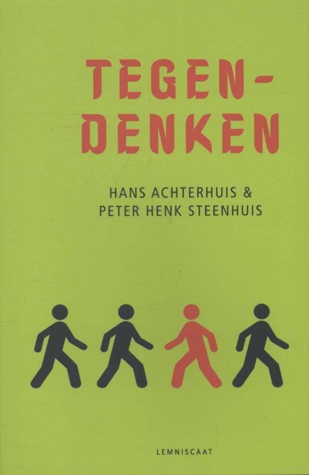 Tegendenken - Hans Achterhuis en Peter Henk Steenhuis