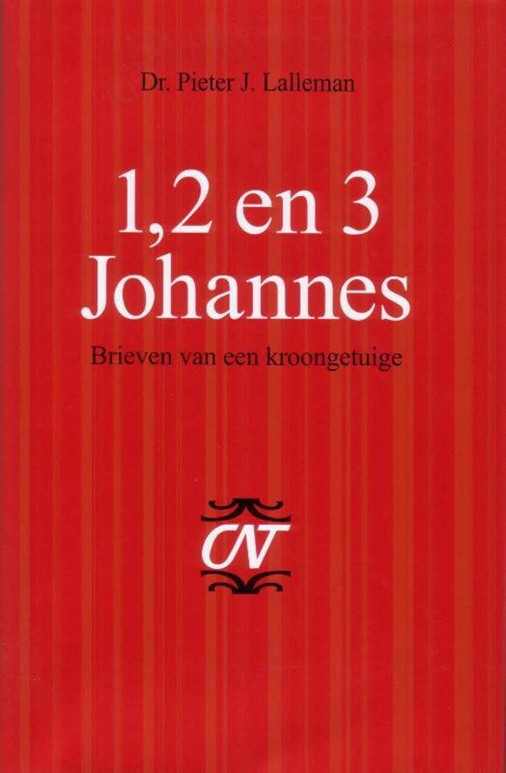 Commentaar op het Nieuwe Testament: 1, 2 en 3 Johannes - P.J. Lalleman