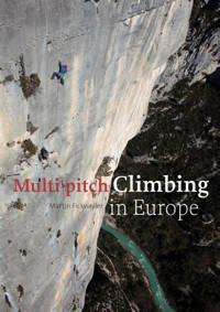 Multi-pitch climbing in Europe - Martin Fickweiler