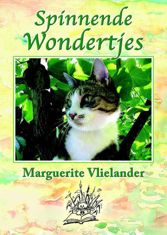 Spinnende wondertjes - Marguerite Vlielander