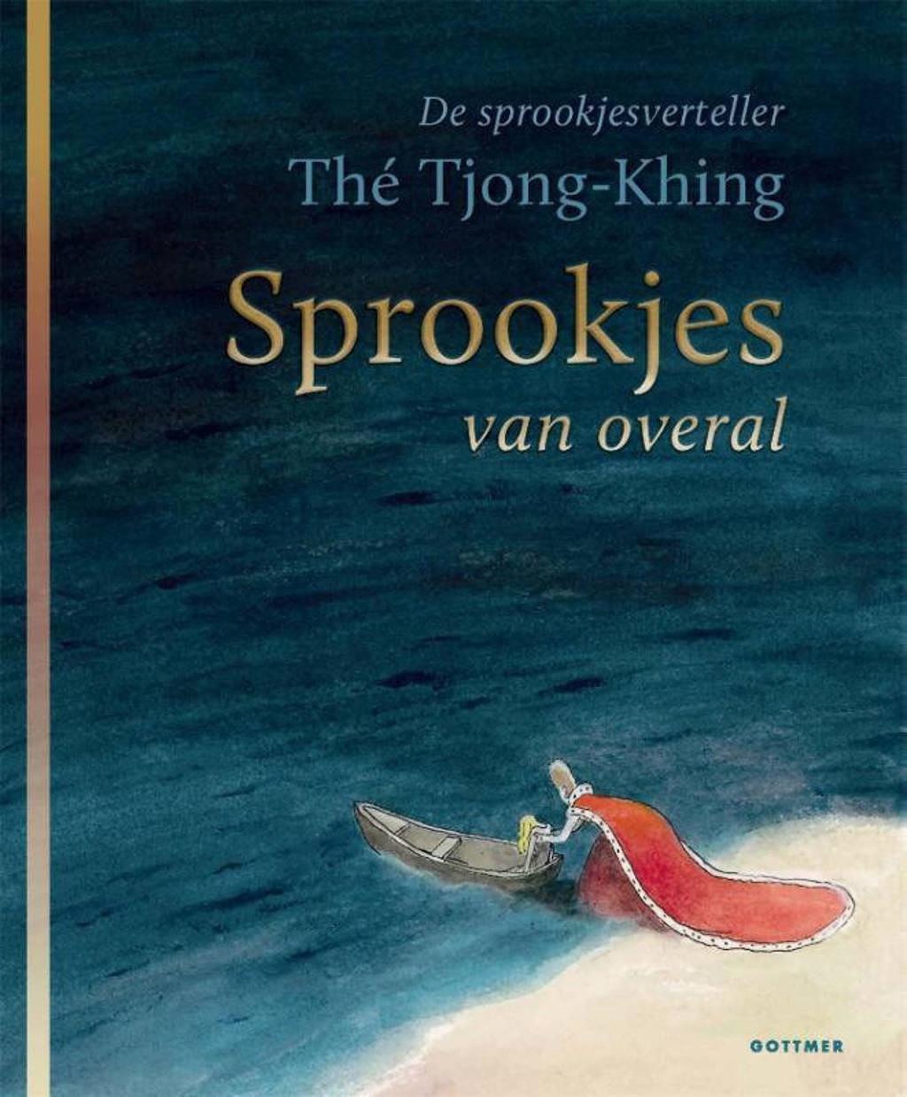De sprookjesverteller: Sprookjes van overal - Khing The