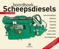 Boordboek scheepsdiesels - Hans Donat