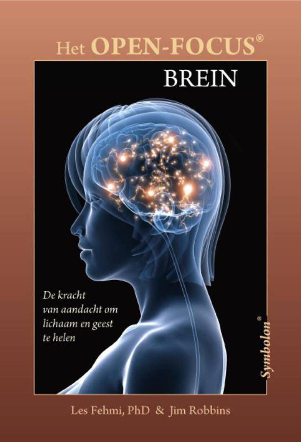 Het Open-Focus brein - Les Fehmi en Jim Robbins