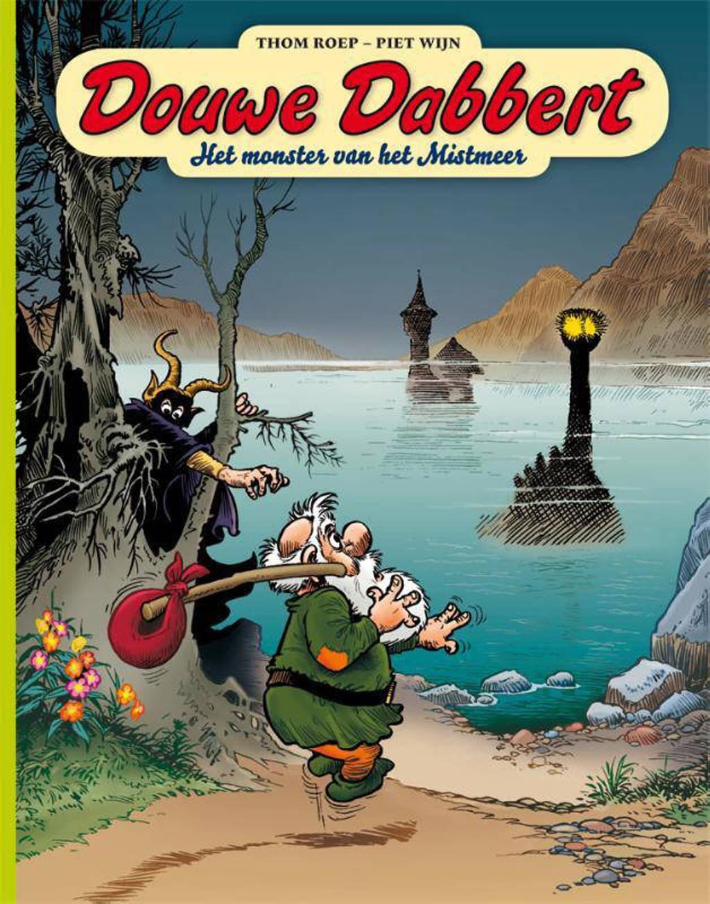 Douwe Dabbert: Het monster van het Mistmeer - Thom Roep en Piet Wijn