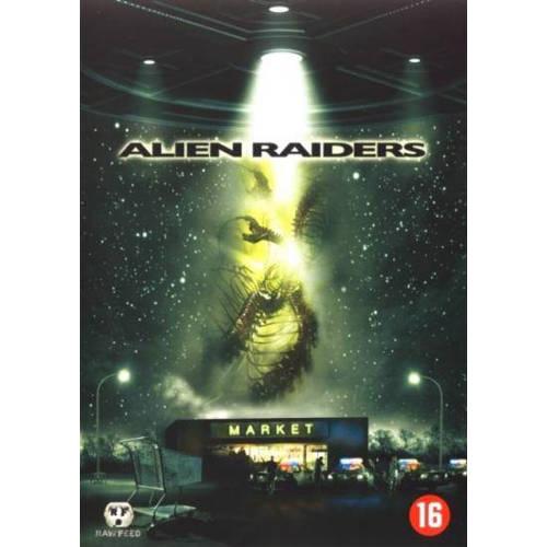 Alien raiders (DVD)