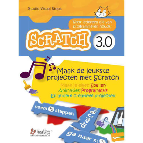 Scratch 3.0 - Studio Visual Steps
