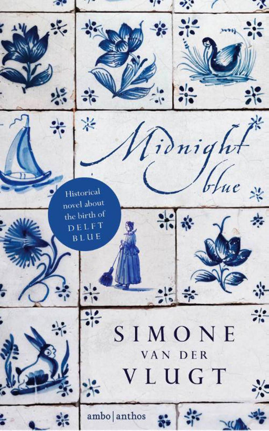 Midnight Blue - Simone van der Vlugt