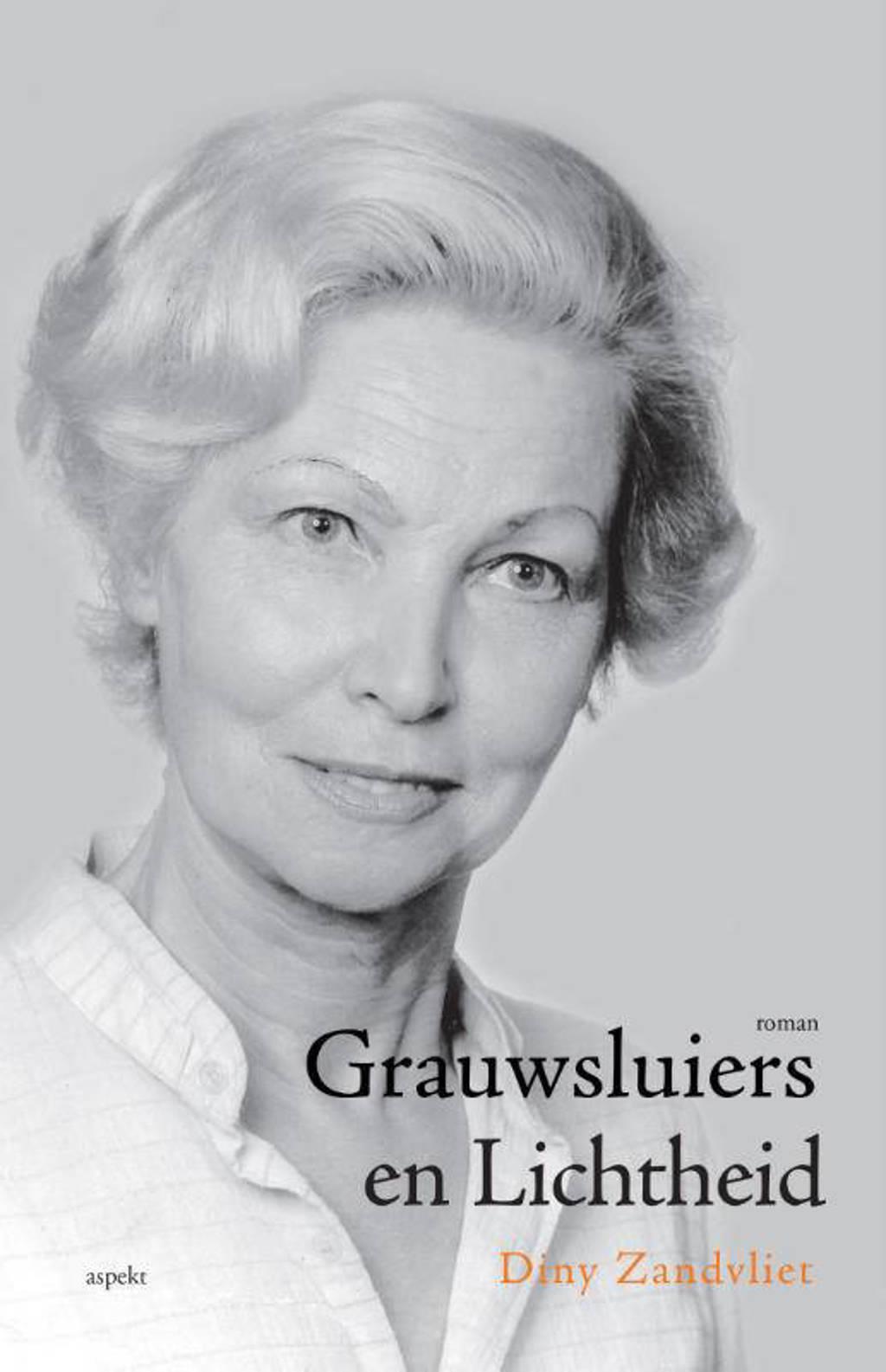 Grauwsluiers en lichtheid - Diny Zandvliet