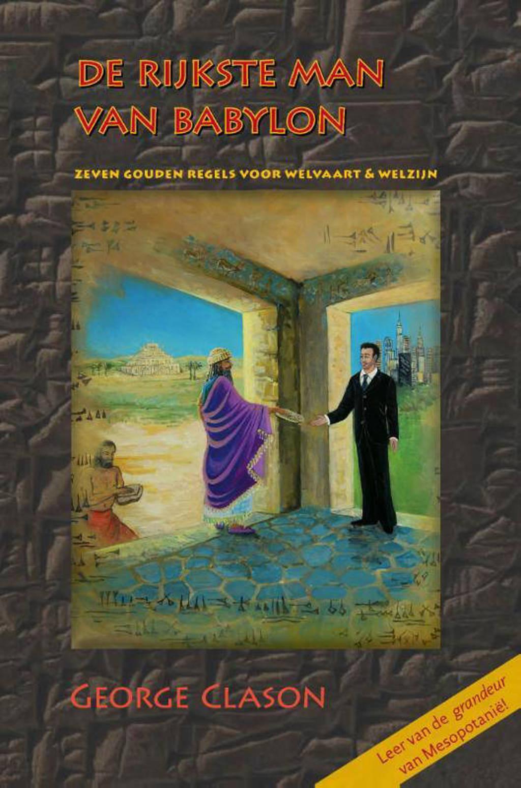 De rijkste man van Babylon - G.S. Clason