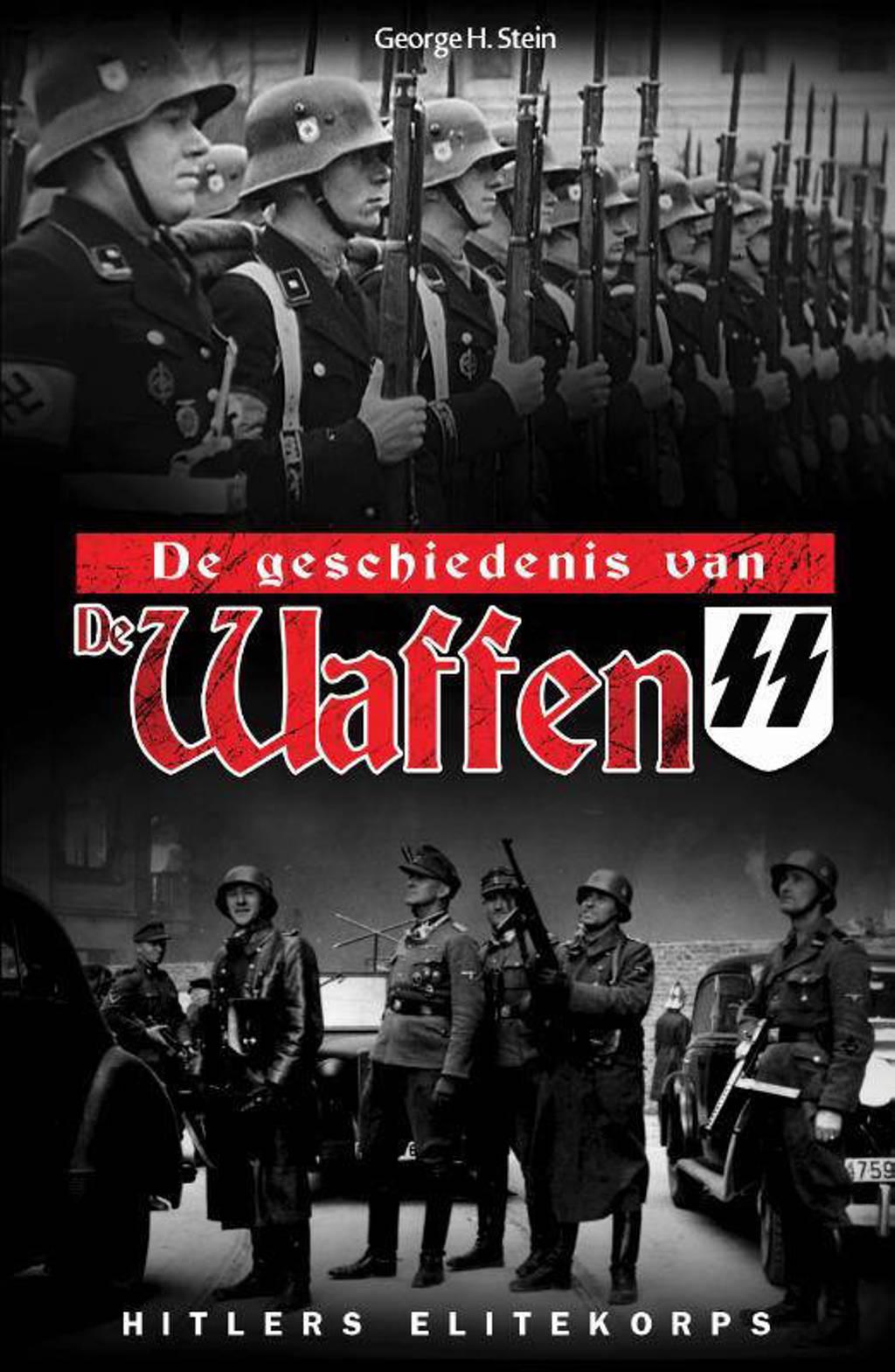 De geschiedenis van Waffen SS - George H. Stein
