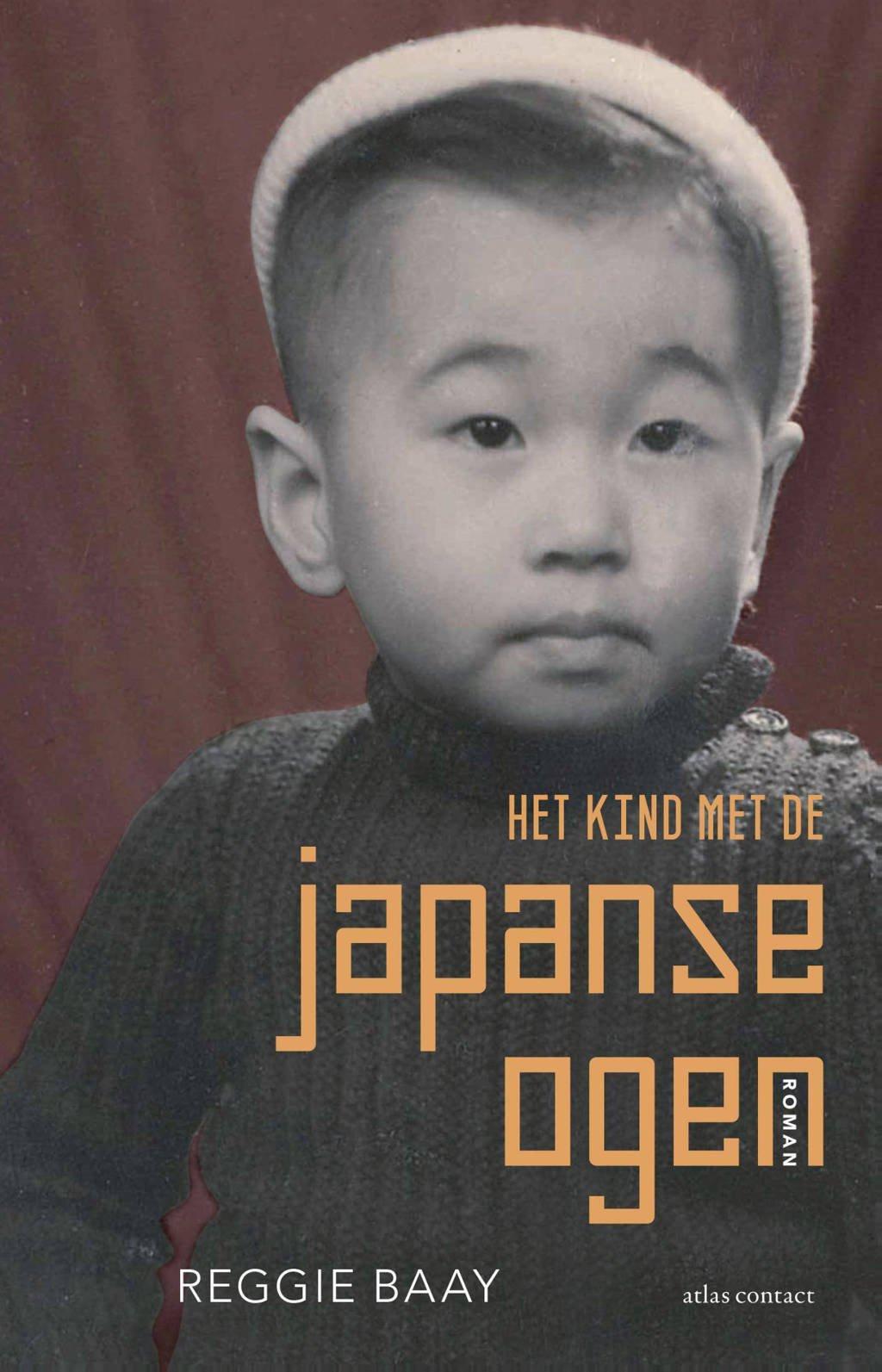 Het kind met de Japanse ogen - Reggie Baay