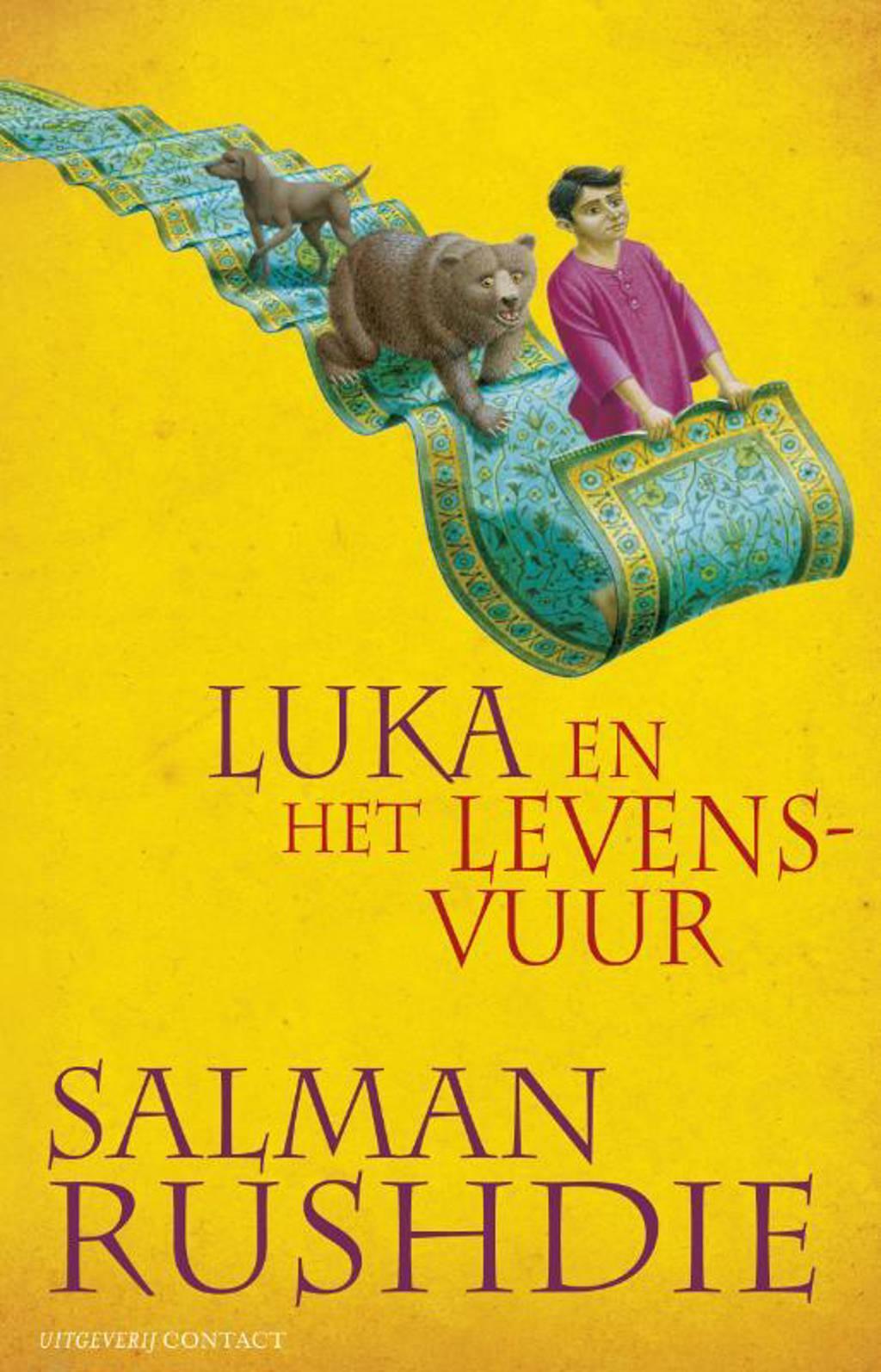Luka en het levensvuur - Salman Rushdie