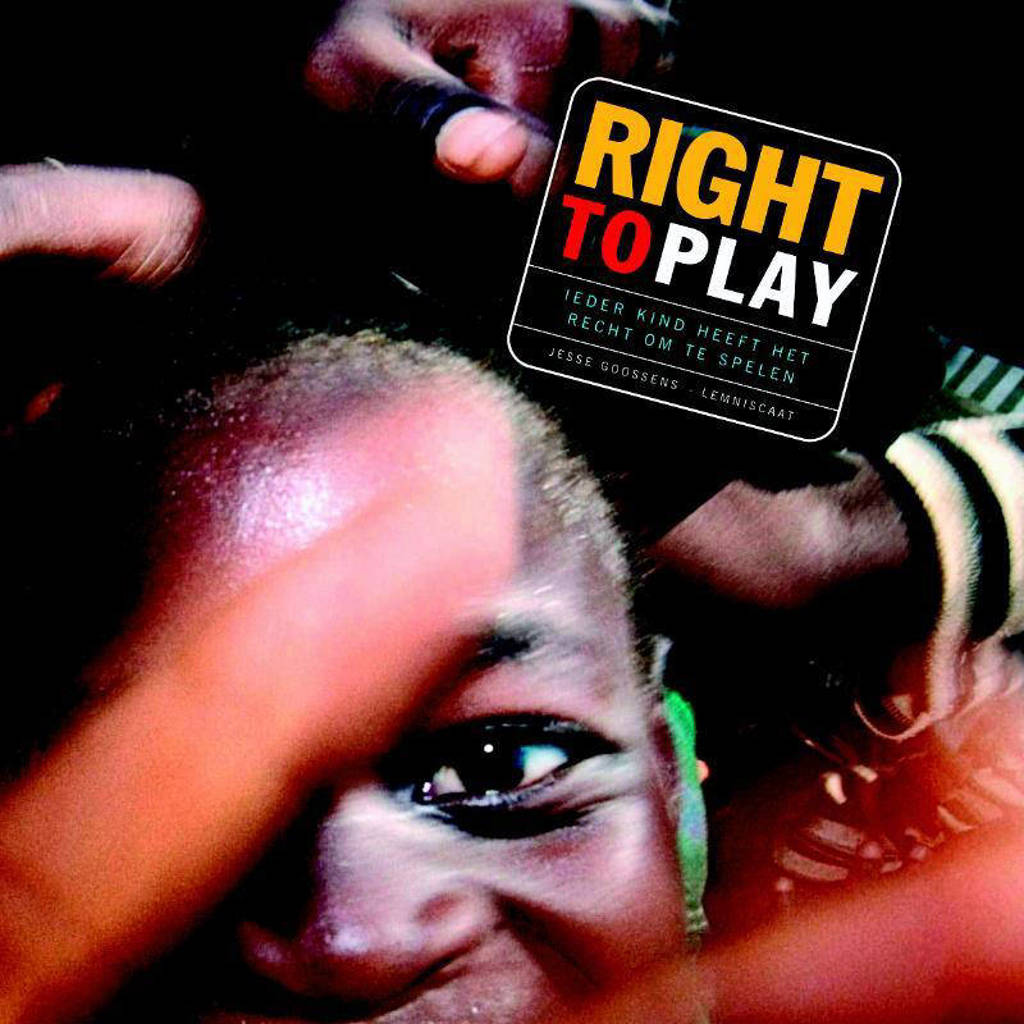 Right to play - Jesse Goossens