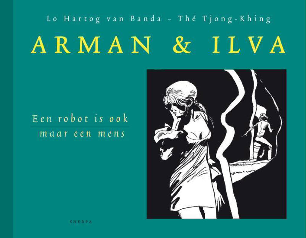 Een robot is ook maar een mens - Lo Hartog van Banda