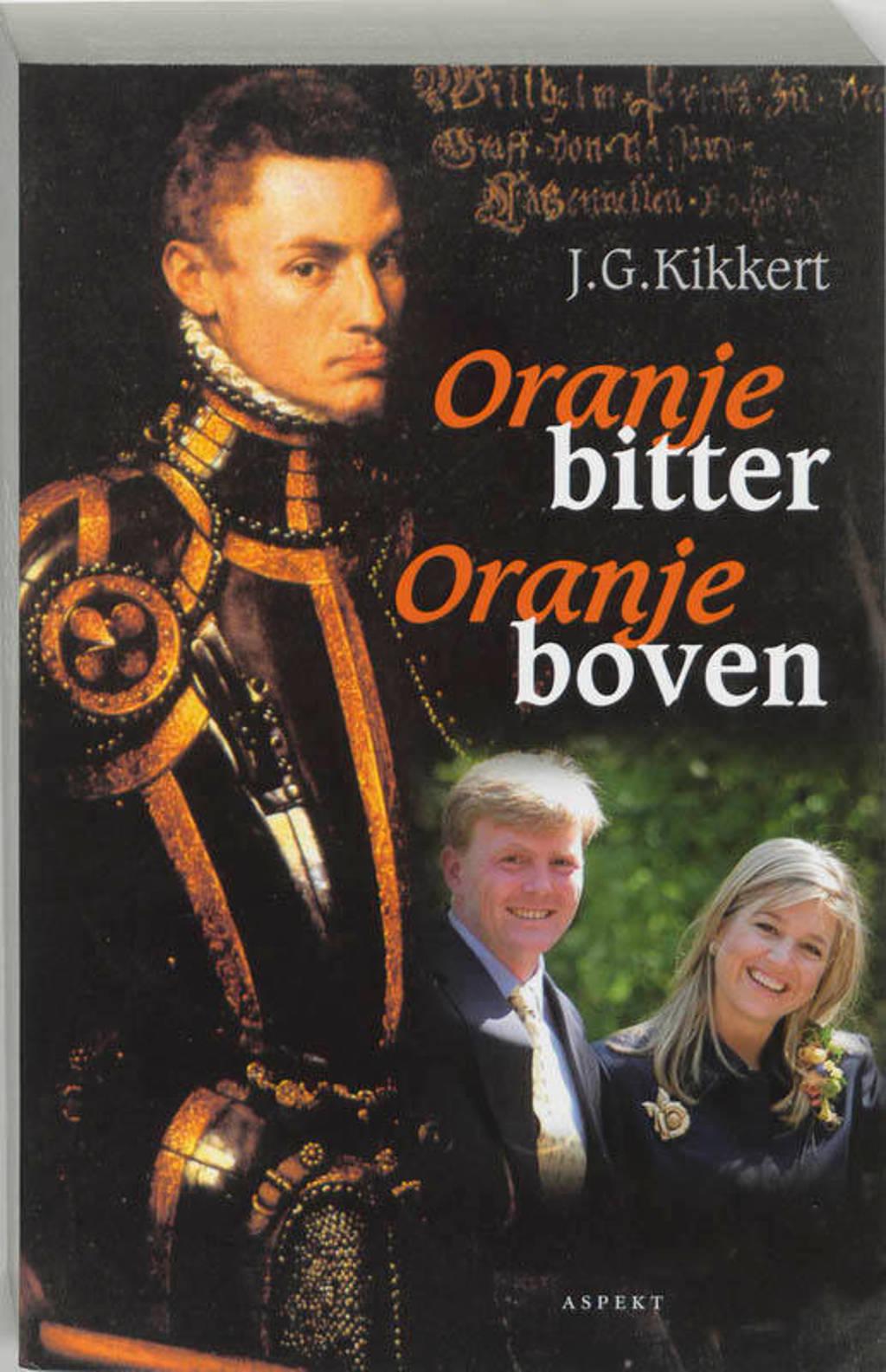 Bulletin van de Tweede Wereldoorlog: Oranje bitter Oranje boven - J.G. Kikkert