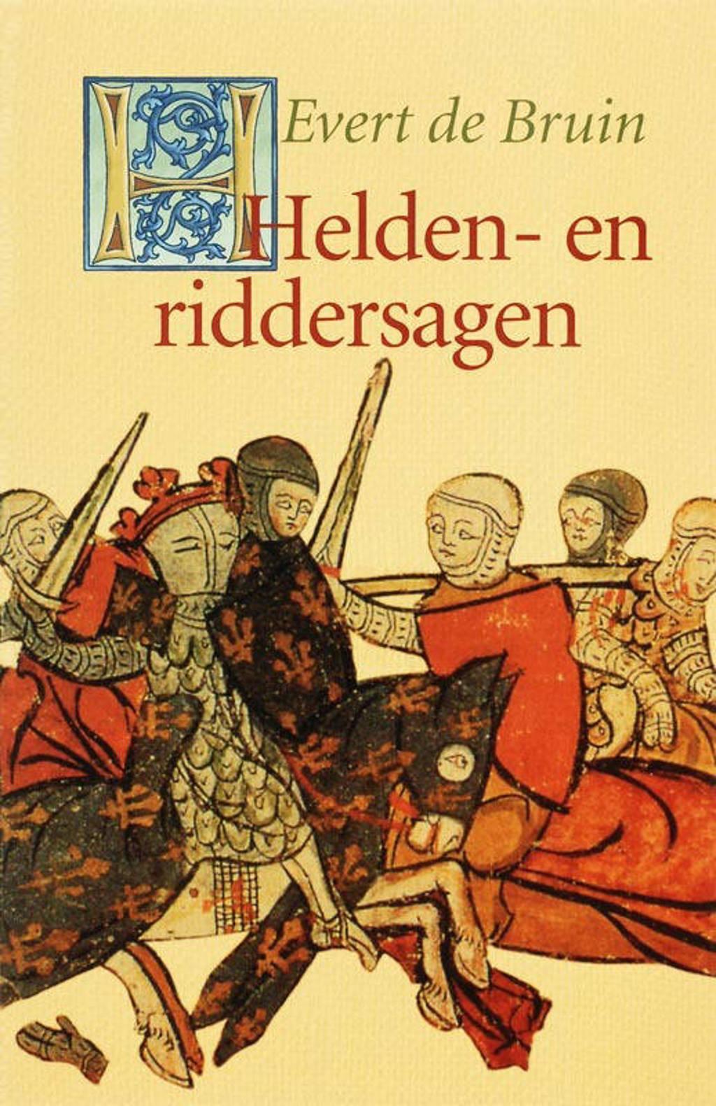 Helden- en Riddersagen - E. de Bruin