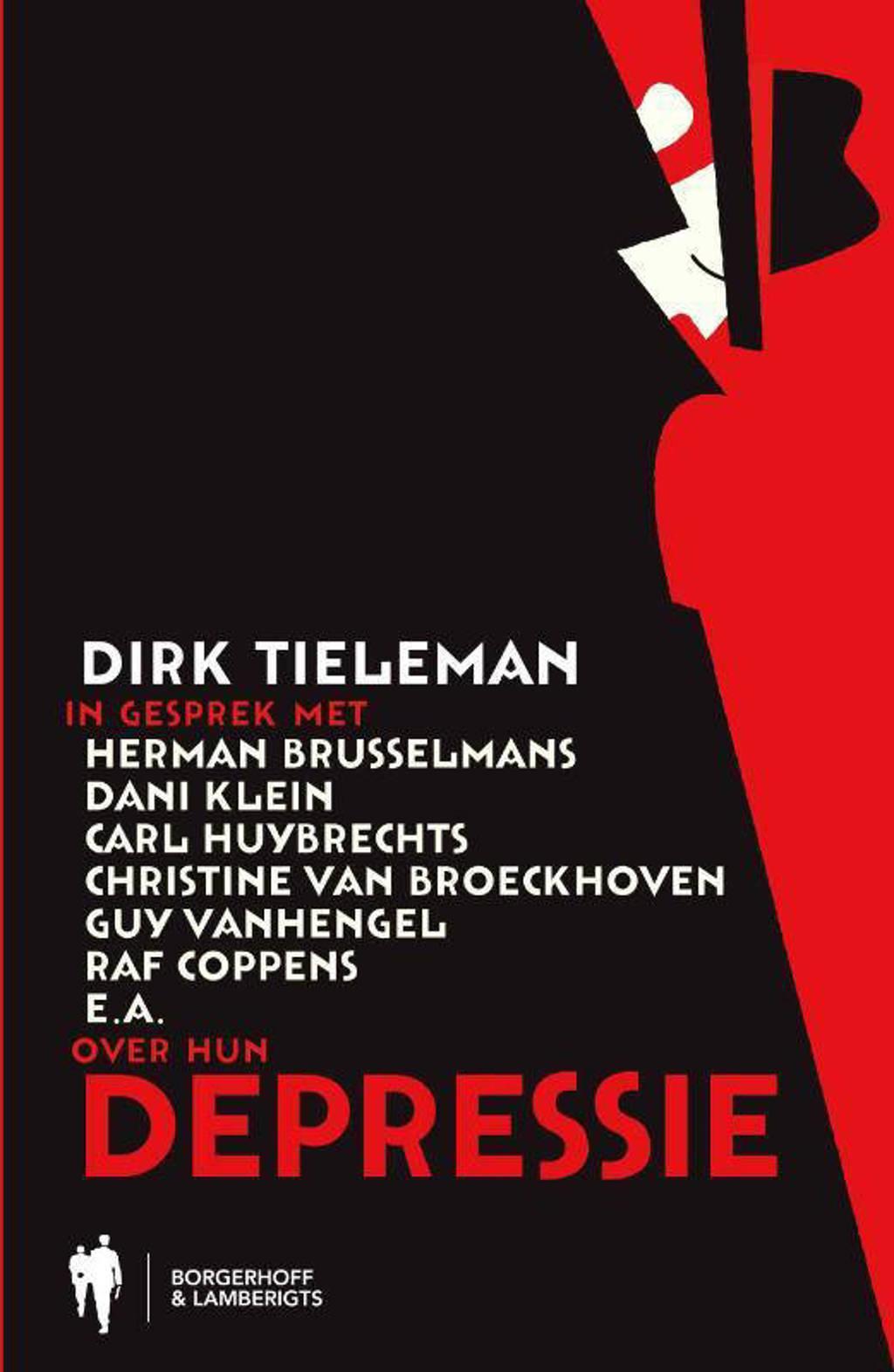 Depressie - Dirk Tieleman