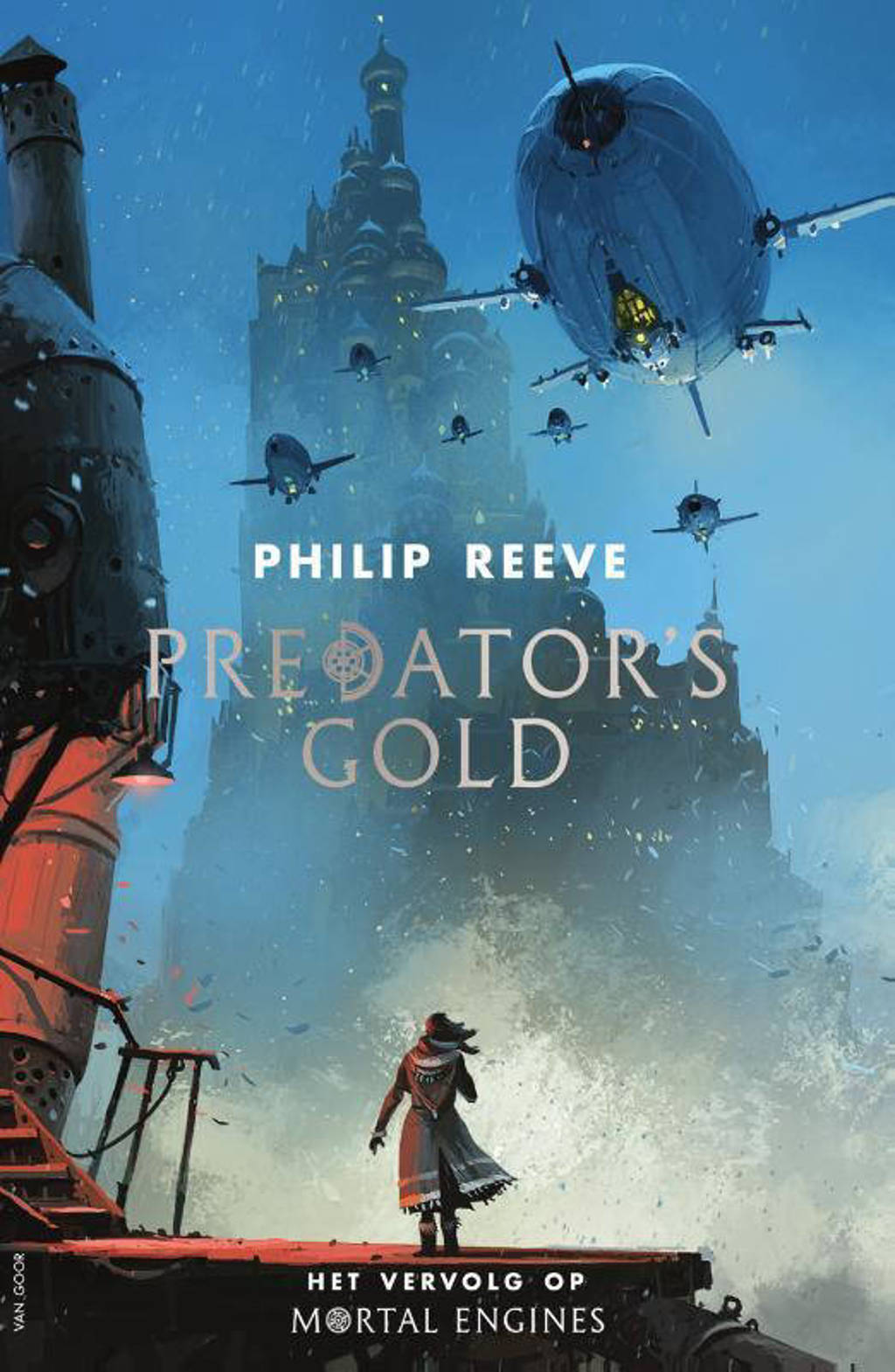 Mortal Engines: Predator's Gold - Philip Reeve