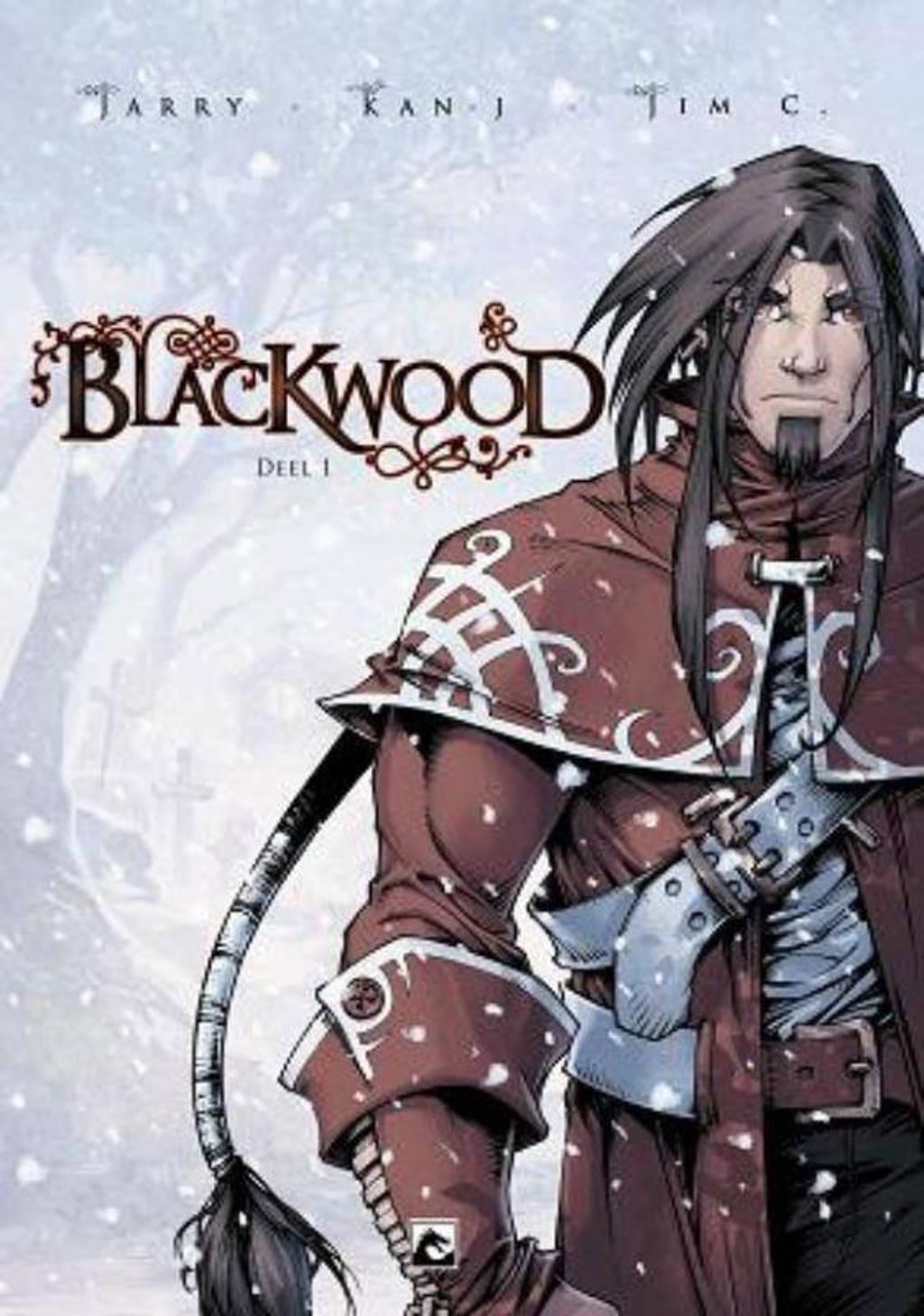 Blackwood 1 - Nicolas Jarry