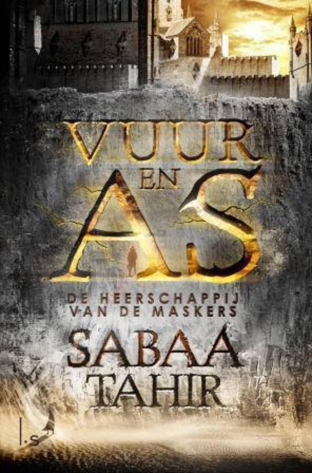 Vuur en as: De heerschappij van de maskers - Sabaa Tahir