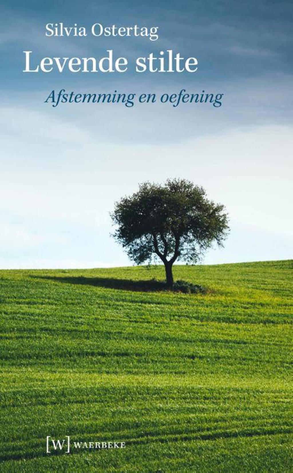 Levende stilte - Silvia Ostertag
