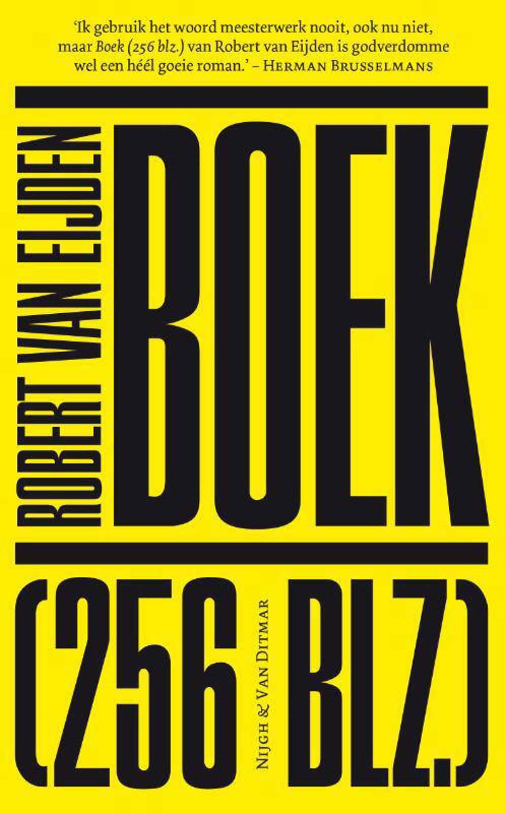 Boek (256 blz.) - Robert van Eijden