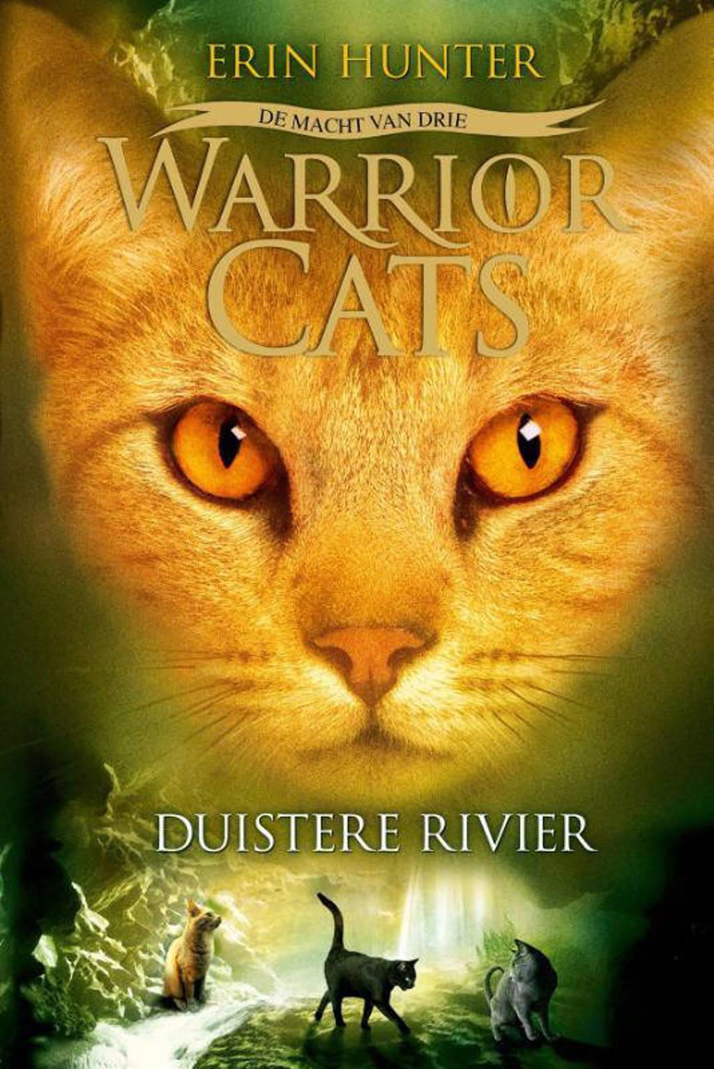 Warrior Cats - De Macht van drie: Duistere rivier - Erin Hunter
