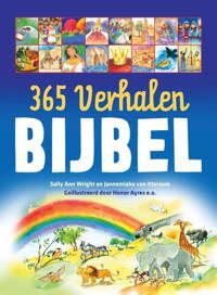 365 verhalen Bijbel - Sally Ann Wright