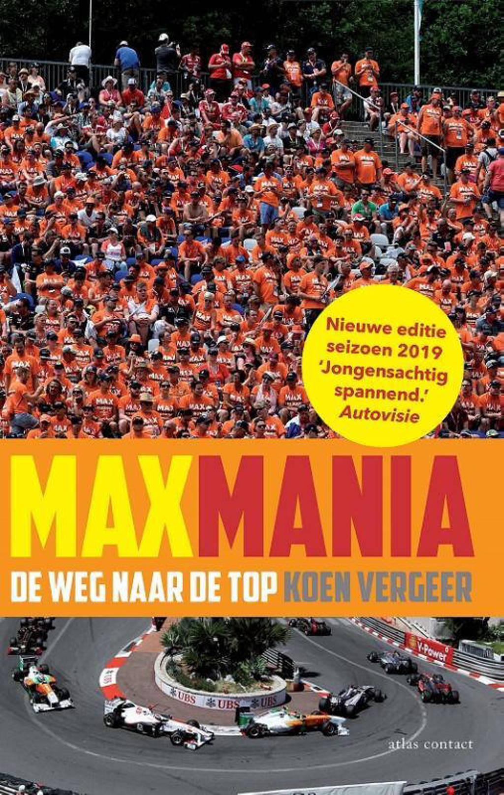 MaxMania - Koen Vergeer
