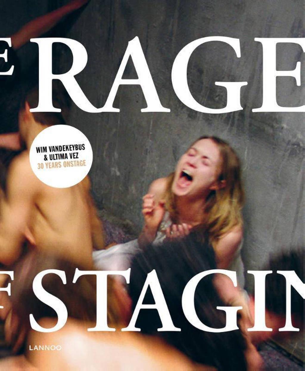 The rage of staging - Wim Vandekeybus en Paul Boudens